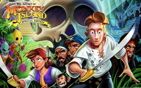 Marketing e correzione di bozze in Monkey Island: un caso da risolvere | Copywriter Stuff | Scoop.it