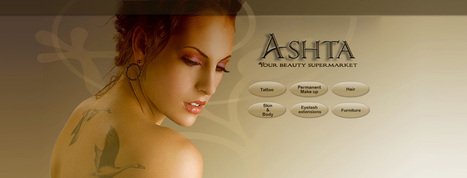 Eyelash extensions, Permanent Makeup, Tattoo Machine   Ink Europe   Ashta   Scoop.it