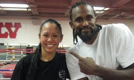 Julaton continues training as August bout nears - Solar News | women's boxing | Scoop.it