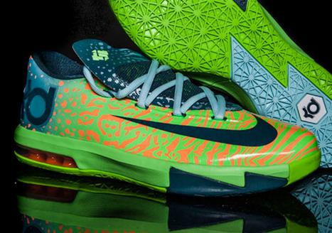 Nike KD 6 Ligerfor Sale Online | Nike Air Jordans | Scoop.it