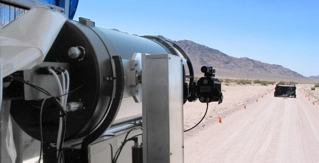 Bomb Detecting Laser to Radically Improve Homeland Security [Video] - Guardian Express | SurvivalRing News World | Scoop.it
