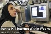 Iran to Kill Internet Within Weeks | Social Media and its influence | Scoop.it