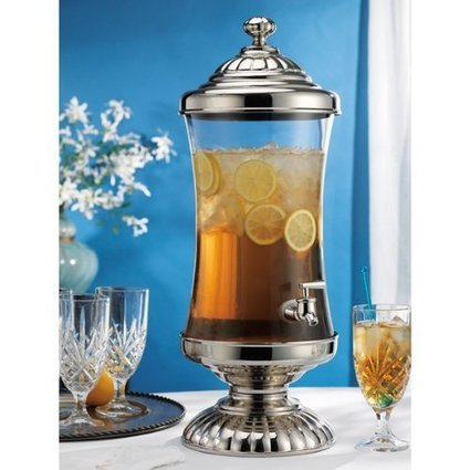 Best Glass Beverage Dispensers With Metal Spigot | 5StarDealReviews.com | Product Reviews | Scoop.it
