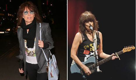 'Reality TV is killing music' says Pretenders star Chrissie Hynde | ☊ ☊ Harmony60 Music ☊ ☊ | Scoop.it