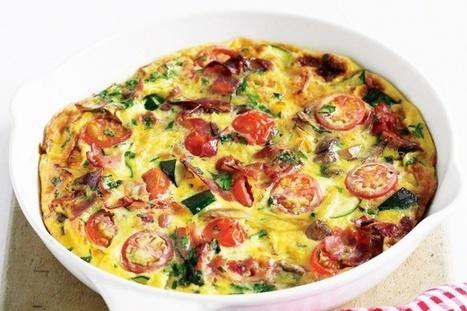 Mushroom and Tomato stuffed Omelettes - Totalhealthcaretips   Tasty Food & Recipes   Scoop.it