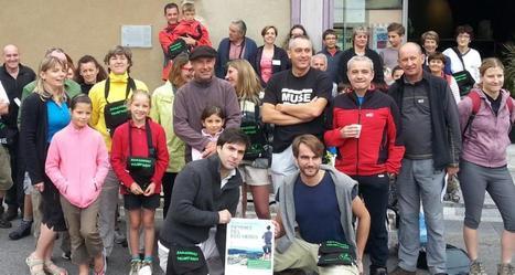 """Trente """"éco-héros"""" ont répondu à l'appel de Green Trek   Vallée d'Aure - Pyrénées   Scoop.it"""