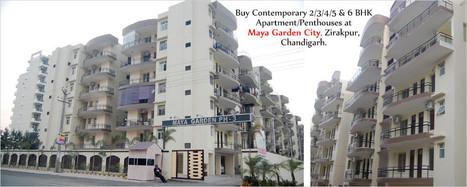 MayaEstatz: Residential & Commercial Property Chandigarh, Zirakpur & Panchkula | Maya Garden City [Phase 3]:Review | Scoop.it