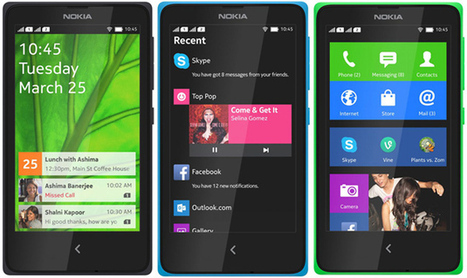 Nokia X gets 1 million pre-orders in China | Daily Magazine | Scoop.it