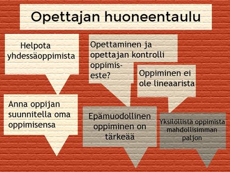 Pedagogiasta heutagogiaan | Lyseo.org blogi | Learning | Scoop.it