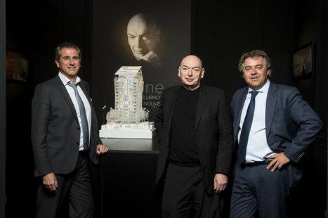 Jean Nouvel et le Groupe Cardinal présentent Ycône | Groupe Cardinal | Scoop.it