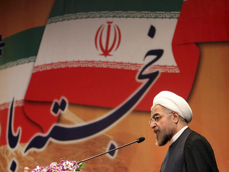 Iran's New President Hints At Easing Internet Controls  : NPR   Middle East and North Africa   Scoop.it