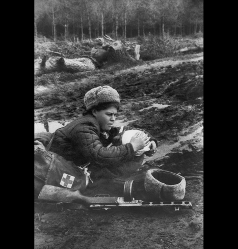 Nurses on the frontline   World at War   Scoop.it