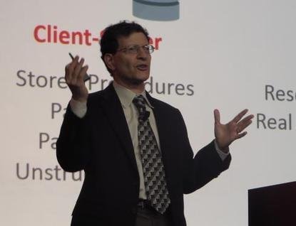 Oracle: SQL Best For Big Data Analysis - InformationWeek   big data   Scoop.it