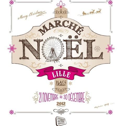 Marché de Noël de Lille | Annonce en France | Scoop.it