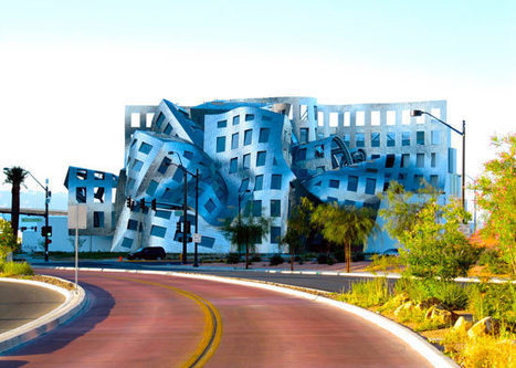 frank gehry: the cleveland clinic lou ruvo center for brain health | The Architecture of the City | Scoop.it