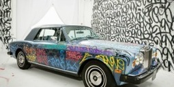 Vente aux enchères : art urbain contemporain au Art Curial. | Majd ... | Lifestyle and Art | Scoop.it