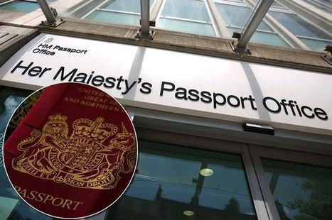 1million in Passport Office panic over document delays | Welfare, Disability, Politics and People's Right's | Scoop.it