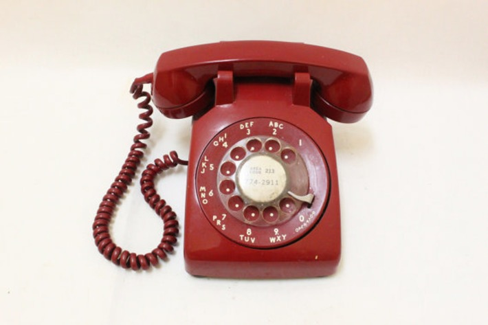 Vintage Rotary Phone | Antiques & Vintage Collectibles | Scoop.it