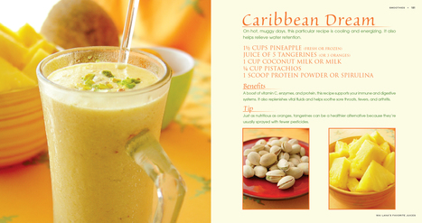 Caribbean Dream | Mexican and Nutritious Cuisine | Scoop.it