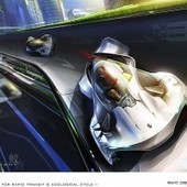 Outlandish Concept Cars Inspired by Nature (And Probably Some Drugs) | Autopia | Wired.com | FutureChronicles | Scoop.it