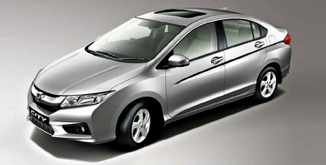 Honda City - Ready to Battle Again | Cars in India 2014 | Scoop.it