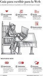 Cómo escribir textos ideales en Internet   Corrección y edición   Scoop.it