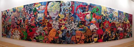 Erró: Retrospektive (macLYON - Musée d'art contemporain de Lyon)   Le Mac LYON dans la presse   Scoop.it