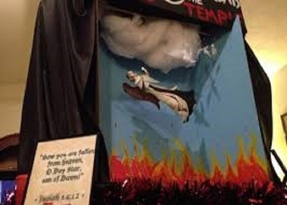 #UNBELIEVABLE #PROTEST 'satanic holiday display' approved AFTER BEING REJECTED AS GROSSLY INAPPROPRIATE by 'Florida Department of Management Services' [LAWSUIT THREATENED] from the 'Satanic Temple'... | News You Can Use - NO PINKSLIME | Scoop.it