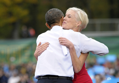 Obama Win Aided By 18-Point Gender Gap | A2 US Politics - Elections and voting behaviour in the USA | Scoop.it