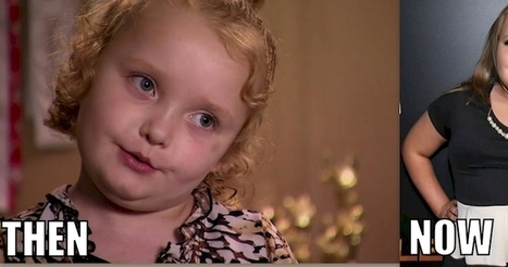 WHOA! Honey Boo Boo Has Certainly Grown Up! | MOVIES VIDEOS & PICS | Scoop.it
