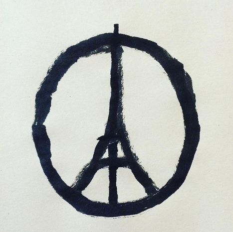 Eiffel Tower Peace Symbol Goes Viral in Wake of Paris Attacks | People Transform Organizations | Scoop.it