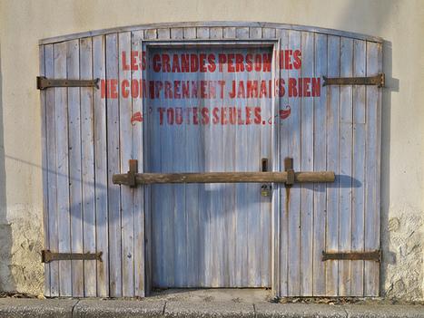 Le Petit Prince libéré du droit d'auteur en 2015, sans ses personnages | Propriété intellectuelle et Droit d'auteur | Scoop.it