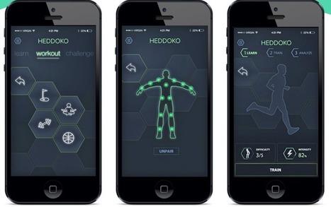 EMEA: Heddoko smart sports wearable technology - RCR Wireless News | Technology in Sport | Scoop.it