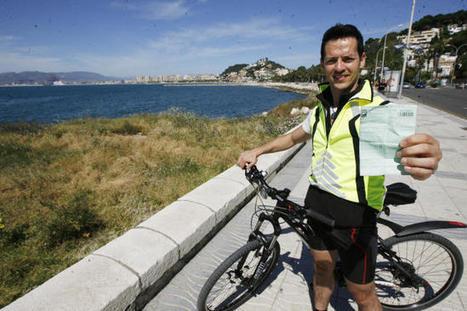 Pedalear a 20 Km/h tiene multa - La Opinión de Málaga | cicloturismo | Scoop.it