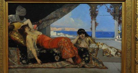 «La favorite de l'émir» de Benjamin-Constant / ladepeche.fr | Benjamin-Constant (1845-1902) | Scoop.it