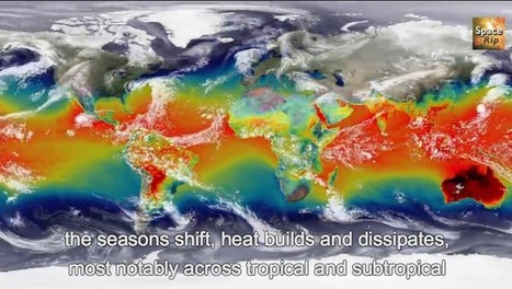 Hyper Earth: #NASA Satellite Visualizations Create Stunning Video #climate #socialmedia | Messenger for mother Earth | Scoop.it