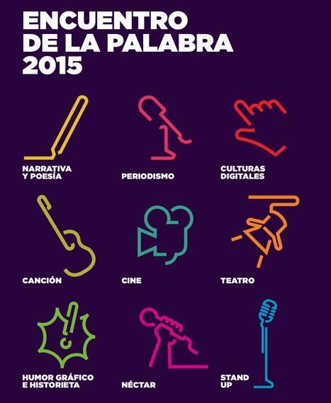 Del 21 de marzo al 5 de abril, de 14 a 21, en Tecnópolis: Encuentro de la Palabra 2015 | Bibliotecas Escolares Argentinas | Scoop.it