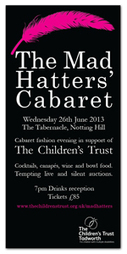 The Mad Hatter's Cabaret – Showcase of the Latest Talents, Trends and Styles | Events in London | Scoop.it