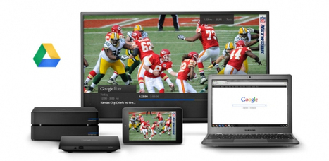 Google's big play with Fiber: Turn television into just another app - BGR | Entertainment Education | Scoop.it