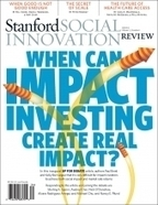 Impact Investing: Putting Ideas Into Practice | Sustainable Futures | Scoop.it