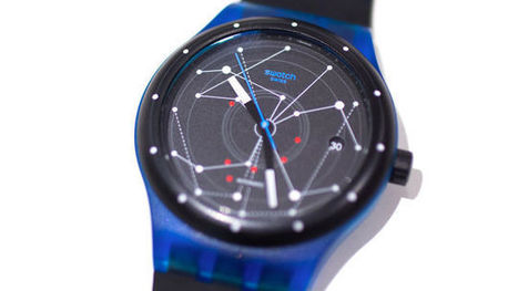 Swatch Wants To Fix The Biggest Problem With Smartwatches | UX-UI-Wearable-Tech for Enhanced Human | Scoop.it