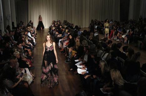 Marchesa Celebrates 10th Anniversary in London in Modern-Gypsy Woodstock Spirit   SENATUS   Fashion   Scoop.it