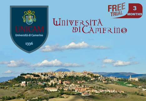 Active free trial in the University of Camerino | Le Marche another Italy | Scoop.it