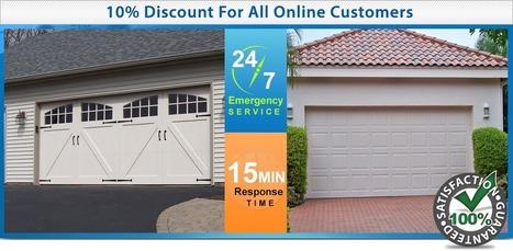 Garage Door Repair Frisco - Call Now 24/7 (972)-382-9075 - 75034 | Frisco Garage Door Repair | Scoop.it