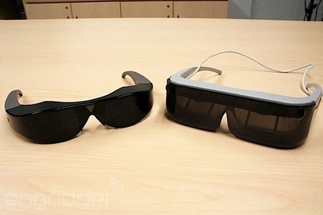 Atheer Labs wants to make its augmented reality glasses a reality on Indiegogo - Engadget | Immersive World Technology | Scoop.it