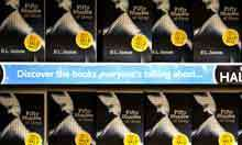 Fifty Shades of Grey nominated for National Book award | LibraryLinks LiensBiblio | Scoop.it