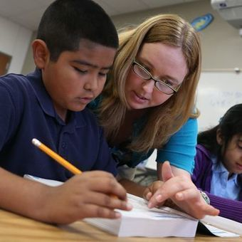 More teachers are grouping kids by ability | Reflections on Learning | Scoop.it