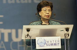 WHO   Water sanitation and health   Access to drinking water   Scoop.it