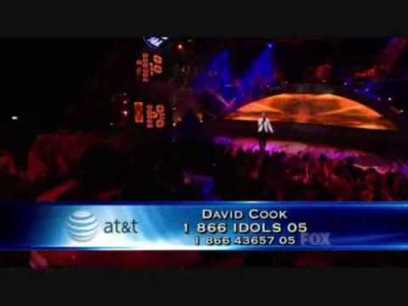David Cook American Idol Performances   Ten Ten Formula   Scoop.it