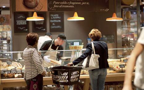 Découvrez les photos du nouveau supermarché premium de Carrefour Italie | Marques & Innovation marketing | Scoop.it